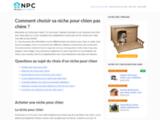 Niche pour chien - Le guide indispensable