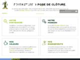Nicolas Cloture : portails, clôtures et barrières en Charente (16)
