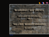 Nicolas Staudenmann - Sculpteur sur pierre