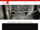 support ipad et tablettes tactiles, Ninki-UP