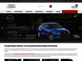 Nissan Gabriel | Concessionnaire Nissan à Montréal, Anjou