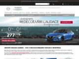Nissan Gabriel PAT | Concessionnaire Nissan à Montréal, Pointe-aux-Trembles