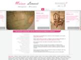 Normandie - Antiquites, Antiquaire de Basse Normandie, Maison Lemarié objets anciens Meuble Normand.