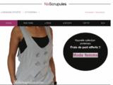 No Scrupules votre e- boutique de robe et lingerie