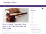 Information sur le monde juridique