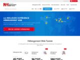 Hébergement web Tunisie, NovaHoster, hébergeur web tunisien