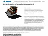 Numérisation et gestion de documents