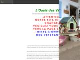 Refuge de l'Oasis des Vétérans pour chiens - Refuge pour chiens âgés