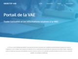 Objectif VAE : Le Portail de la VAE