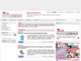 OBJETS PUBLICITAIRES Tous les objets publicitaires et cadeaux promotionnels. Communication par l objet publicitaire.