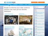 Oceaneye.ch, contre la pollution plastique!