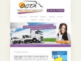 Transport express, messagerie 24h sur 24