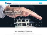 Recherche de fuites d'eau à Bordeaux