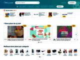 Site de partage de bons plans entre internautes