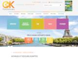 Vacances et Séjours adaptés- okvacances.fr