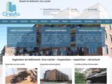 Onesta Bâtiment Conseil - Ingénieurs | Inspection bâtiment | Inspection préréception | État d'immeuble