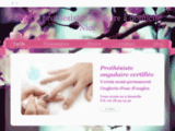 Colette prothesiste ongulaire certifiee Nice. - Tarifs Pose faux ongle Pose vernis semi-permanent Epilation