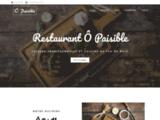 Restaurant gastronomique, cuisine du terroir - Labège 31670 | Ô Paisible