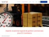 OpenSI | Solutions ecommerce de gestion commerciale et comptabilité OpenSource