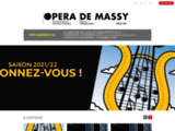 Opéra de Massy - ACCUEIL