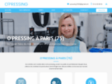 Pressing & Blanchisserie à Paris (75) | O'Pressing