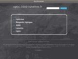 Optic 3000, votre vue n'est pas un commerce