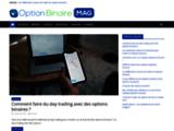 OptionBinaireMag, toute l'information sur les options binaires.