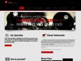 Opus Video - Üeberspielung 8mm super8 und 16mm filmspulen auf dvd oder Festplatte in der schweiz