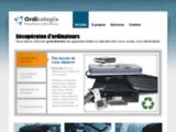 Ordicologix, récupération d'ordinateurs, réparation et recyclage à Sherbrooke