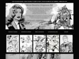 dessin, BD, science-fiction, heroic fantasy