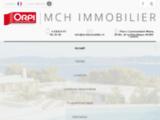 Agence immobilière ORPI MCH Immobilier sur Cannes
