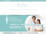 Clinique Ostéopathe du Bassin Annécien ostéopathie Annecy