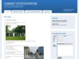 Cabinet d'Ostéopathie Paris Sud - Jean-Baptiste Autin, Ostéopathe D.O.