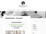 Ostéopathe en Bayonne
