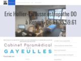 Eric Hollier-Larousse ostéopathe DO Rennes