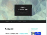 Marie coppolani  | Ostéopathe D.O.