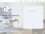 Ostéopathe Paris 13 - Geoffrey Jolivard