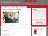 Cabinet d'Osteopathie de la Baule   L'osteopathie et vous
