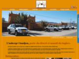Auberge-Camping Ouadjou | Maison d'hôtes, Restaurant, Kasbah, Hôtel Nkob province de zagora, Maroc