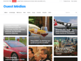 Ouest Médias, site d'information et d'actualités génériques