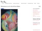 Ounimam, artiste peintre contemporaine française