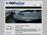 OutBackup - La sauvegarde simple et sécurisée