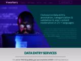 Prestataire en saisie de données en offshore | Oworkers