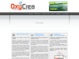 OxyCrea Creation site Internet Toulouse