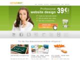 Oxygenbay - Création de site Internet professionnel à faible coût avec location mensuelle.
