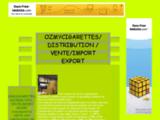 ozmycigarettes.fr.gd - OZMYCIGARETTES/ DISTRIBUTION / VENTE/IMPORT EXPORT