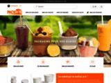 Fournisseur d'emballage pour la filière Boulangerie, Pâtisserie, Traiteur : Packeos