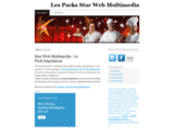 Les Packs Star Web Multimedia