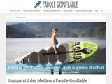 paddlegonflable.pro, comparatif paddle gonflable