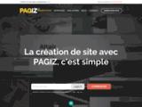 PAGIZ - L'éditeur de sites Web professionnels clés en main